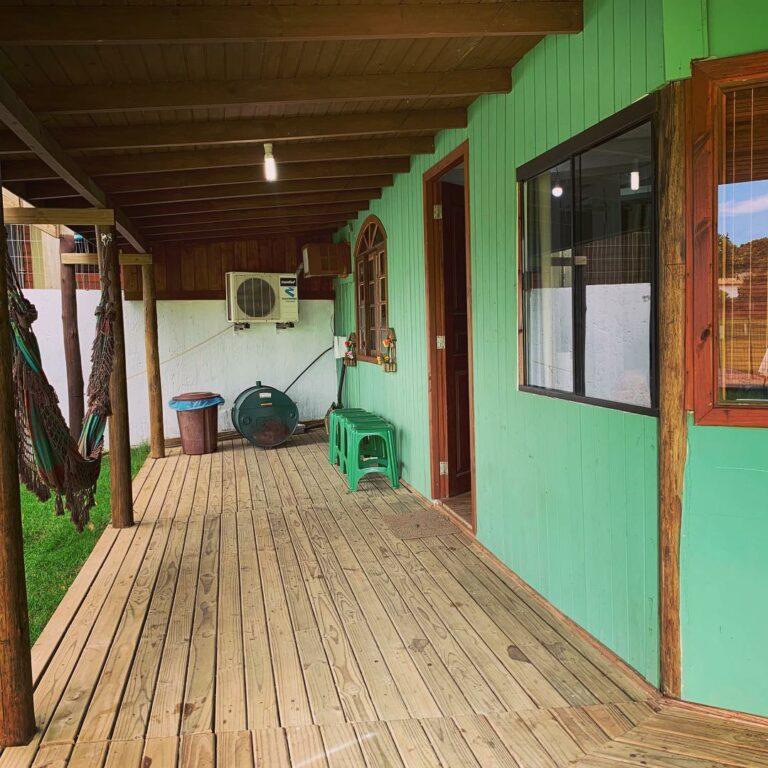Kit Net Verde (Cozinha, Quarto e banheiro/Loft)
